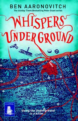 9781471297083: Whispers Under Ground (Large Print Edition)