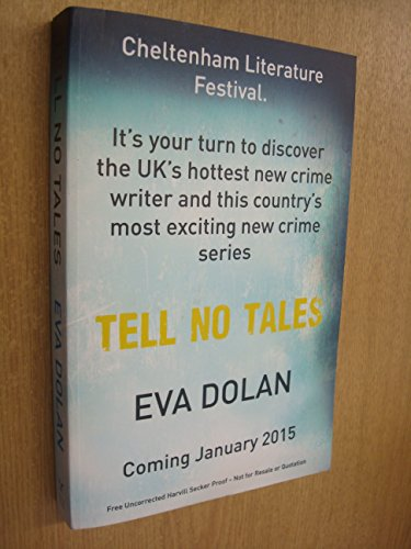 9781471297113: Tell No Tales (Large Print Edition)