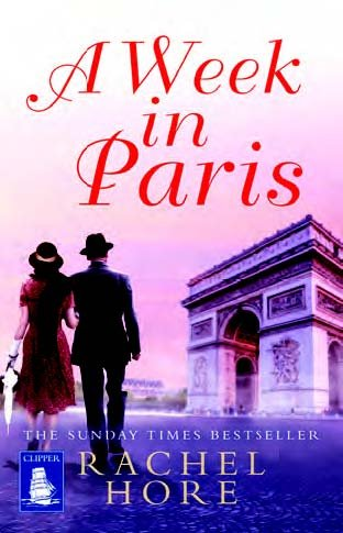 9781471297144: A Week in Paris (Large Print Edition)