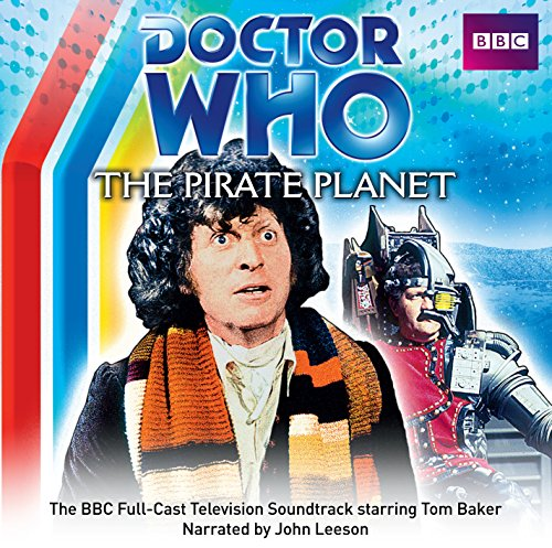 9781471301445: Doctor Who: The Pirate Planet (TV Soundtrack)