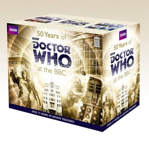 9781471305085: Fifty Years Of Doctor Who At The Bbc (Box Set) (Dr Who)