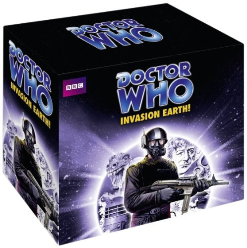Doctor Who: Invasion Earth!: Classic Novels Boxset: Dicks, Terrance, Hulke, Malcolm