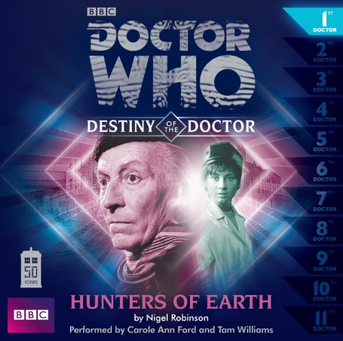 9781471311567: Doctor Who: Hunters of Earth (Destiny of the Doctor #1)(Audio Theater Production) (Doctor Who (Audio))