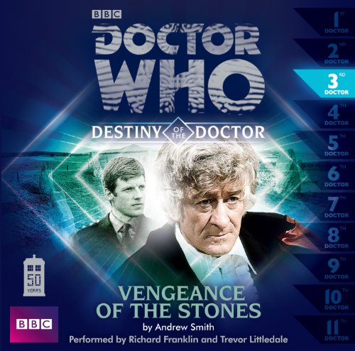 9781471311697: Doctor Who: Destiny of the Doctor, No. 3 (Vengeance of the Stones)