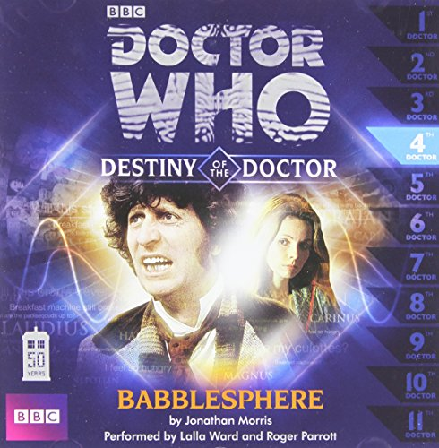 9781471311703: Doctor Who: Babblesphere (Destiny of the Doctor #4)(Audio Theater Production)