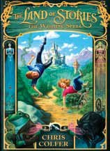 9781471314797: The Land of Stories: The Wishing Spell
