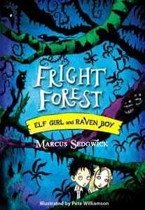 9781471320170: Fright Forest: Elf Girl and Raven Boy