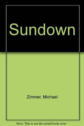 Sundown (9781471320996) by Michael Zimmer