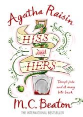 9781471323577: Agatha Raisin: Hiss and Hers