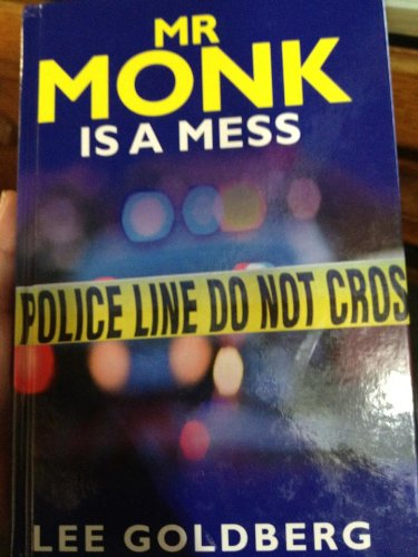 9781471325465: Mr Monk is a Mess