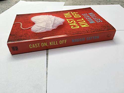 9781471327872: Cast on, Kill Off