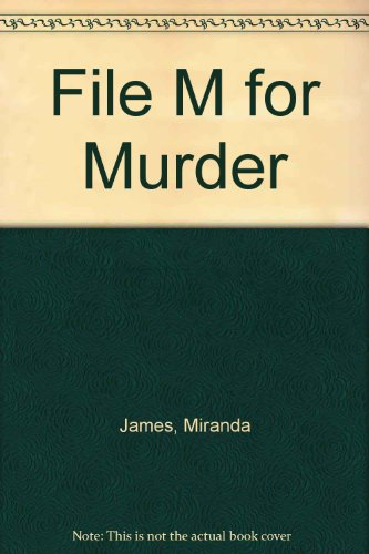 9781471329920: File M for Murder