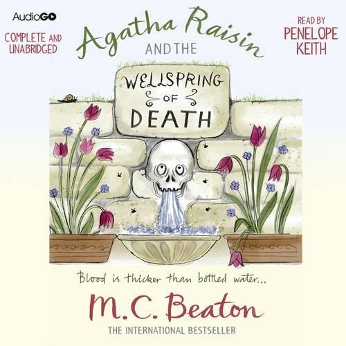 9781471337215: Agatha Raisin and the Wellspring of Death (Audiogo)