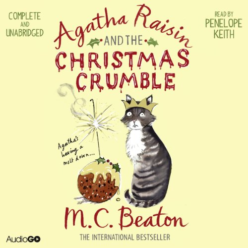 9781471337345: Agatha Raisin and the Christmas Crumble (Agatha Raisin Special)