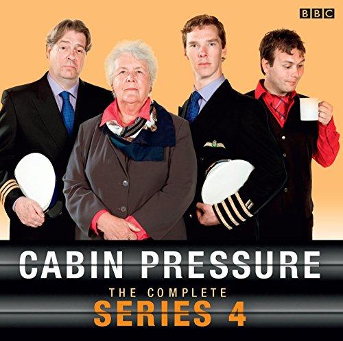 9781471343148: Cabin Pressure The Complete Series 4