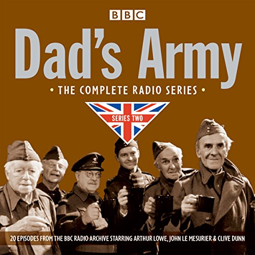 9781471366604: Dad's Army: Complete Radio Series Two