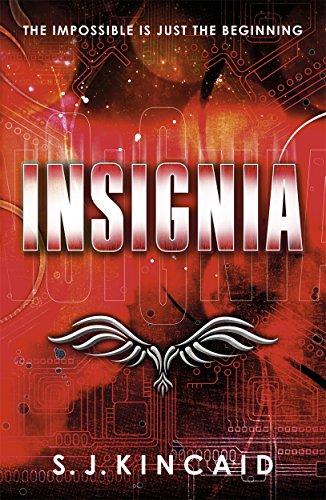 9781471400001: Insignia (Insignia Trilogy)