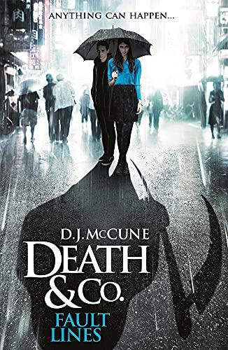 9781471402715: Fault Lines (Death & Co.)
