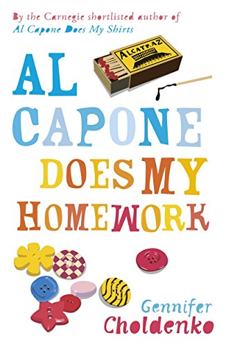 9781471402869: Al Capone Does My Homework (Al Capone at Alcatraz)