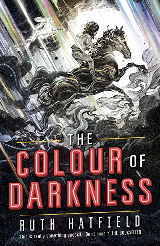9781471403002: The Colour of Darkness (The Book of Storms)