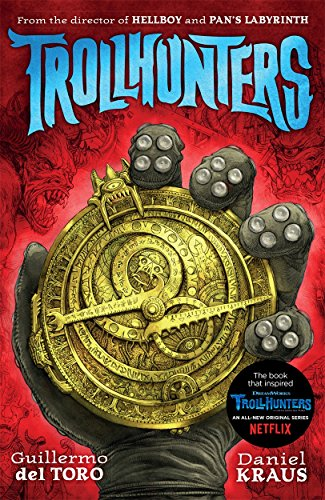 9781471405181: Trollhunters: The book that inspired the Netflix series