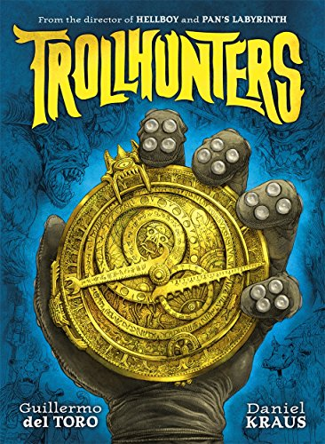 9781471405198: Trollhunters: The book that inspired the Netflix series