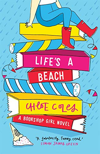 9781471407338: Bookshop Girl: Life's a Beach