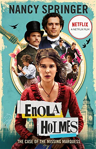 9781471408960: Enola Holmes: The Case of the Missing Marquess - As seen on Netflix, starring Millie Bobby Brown (Enola Holmes 1)