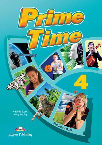 9781471500213: Prime Time (International): Student's Book 4