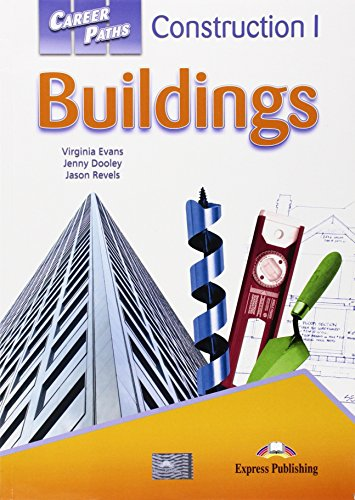 9781471500367: Career Paths Buildings Construction 1