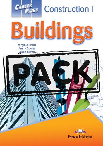 9781471500442: Career Paths: Construction I Buildings (international): Student's Pack 1