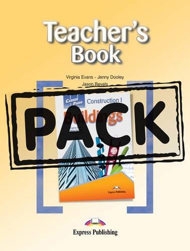 9781471500473: Career Paths: Construction I Buildings (international): Teacher's Pack 2