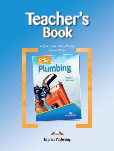 9781471500664: Career Paths: Plumbing (international): Teacher's Book