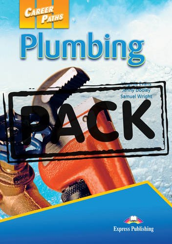 9781471500732: Career Paths: Plumbing (International): Student's Pack 1