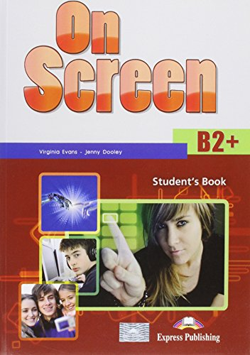 9781471501166: On Screen B2+ Student's Book