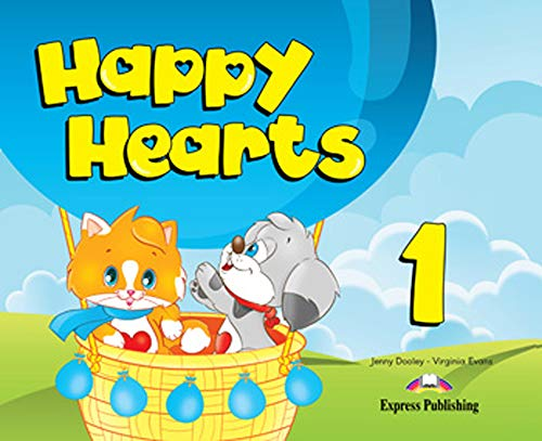 9781471502224: Happy Hearts 1 Pupil's Pack 3 (Songs CD/DVD PAL & Optionals)