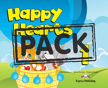9781471502231: Happy Hearts 1 Pupils Pack Pal