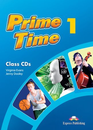 9781471502491: Prime Time 1 Class Audio CDs