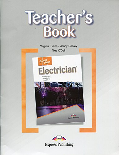 9781471505256: Career Paths Electrician Teacher's Book
