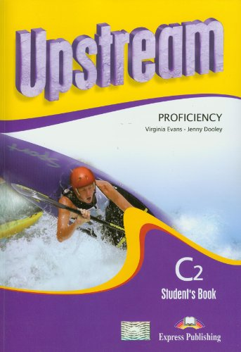 9781471506062: Upstream Proficiency Stydent's Book C2 z plyta CD