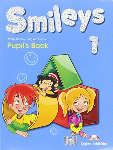 9781471506987: Smiles 1 Pupil's Book (International)