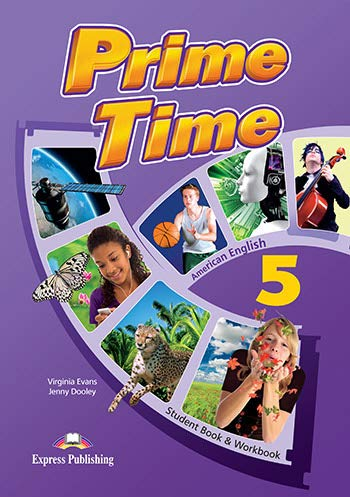 9781471507878: Prime Time 5 American Edition Student Book & Workbook