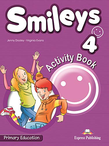 9781471521034: Smileys 4 Activity Pack
