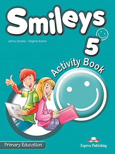 9781471521058: SMILEYS 5. Activity Pack.EXPRESS