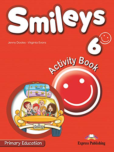 9781471521072: Smileys 6 Activity Book (Spain)