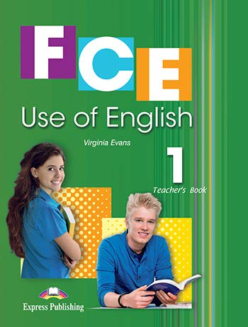 9781471521188: Fce Use Of English 1 - Teacher`S **Up 2015**
