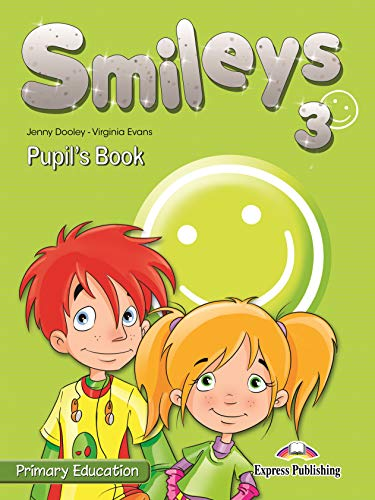9781471524646: Smileys 3. Pupils Pack. EP 3 - Edition 2014