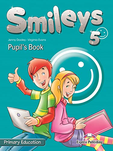 9781471524660: Smileys 5 Pupil's Pack