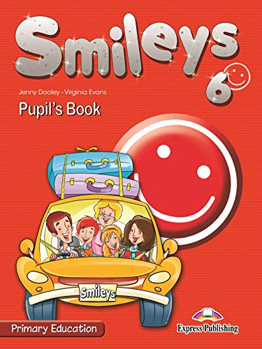 9781471524677: Smileys 6 Primary Education Pupil's Pack (Spain)