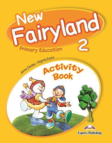9781471525292: NEW FAIRYLAND 2 AB Pack ED.14 Express Publishing